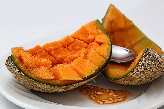 Cantaloupe Origins Consumption Nutrition Facts Health Benefits Cantaloupe is the perfect healthy summertime treat. nutritious fruits